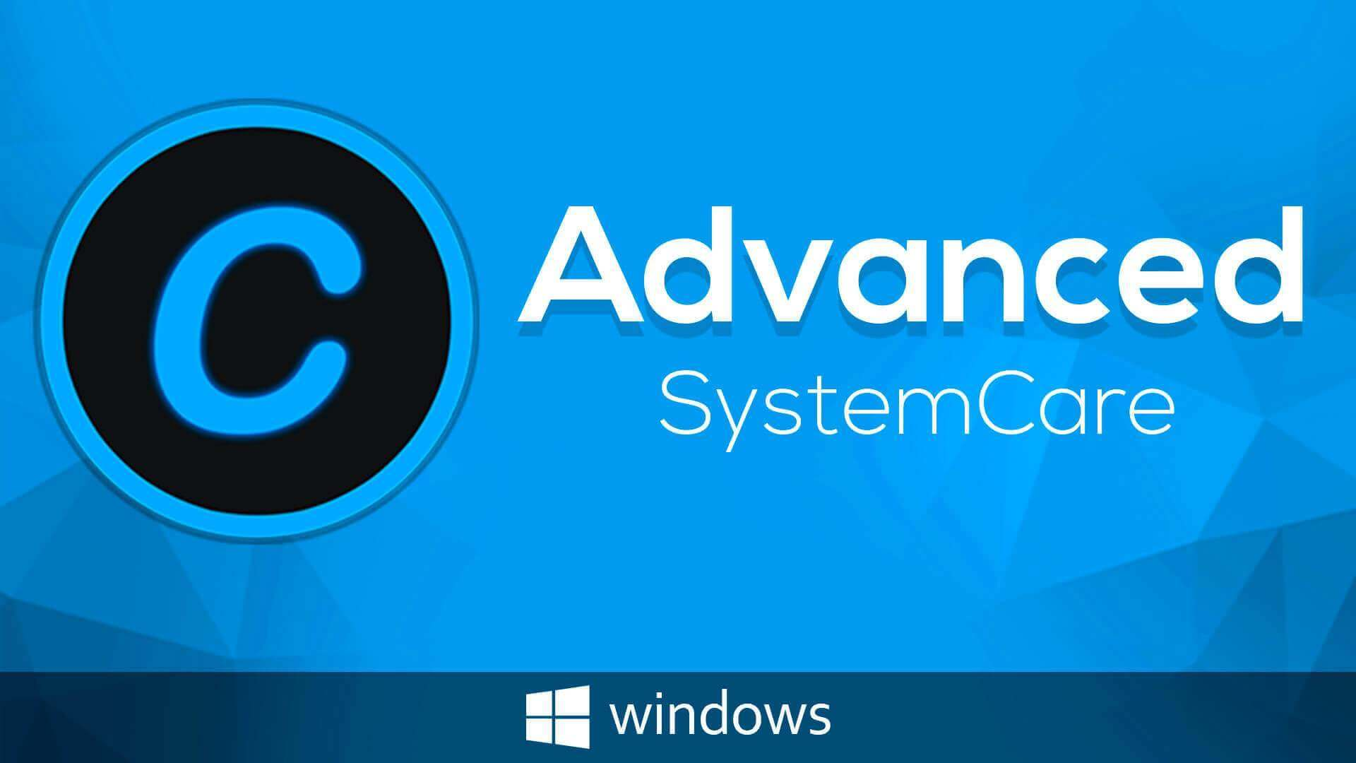 Advanced SystemCare 13.5 Key Free Download