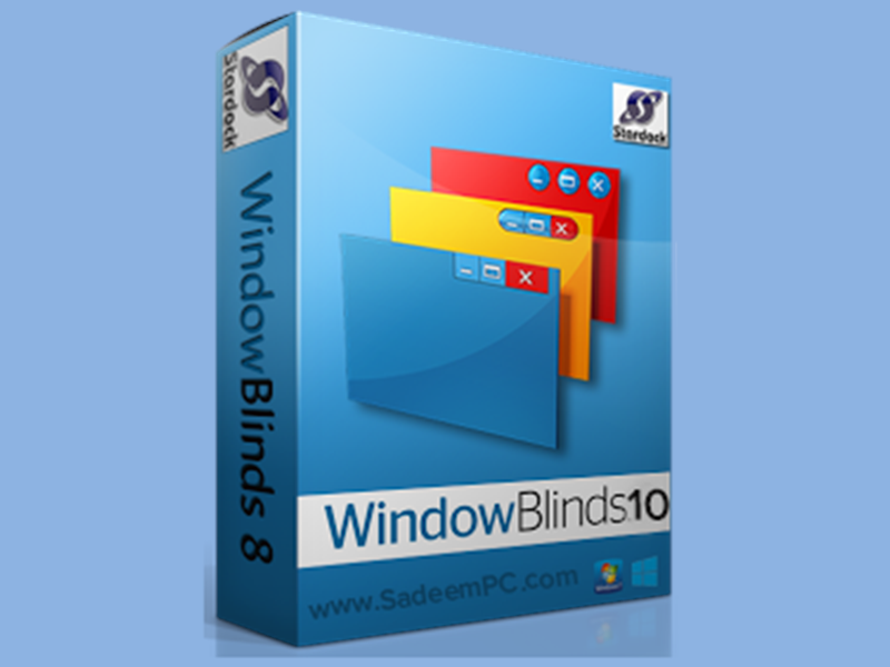 Stardock WindowBlinds 10.85 With Crack [Latest] 2020