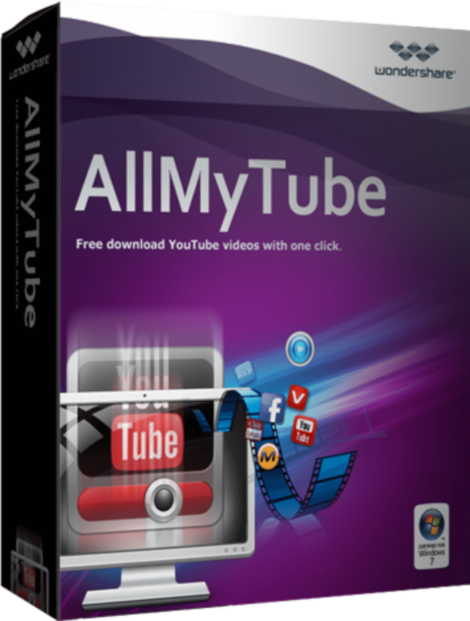 Wondershare AllMyTube Crack