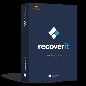 Wondershare Recoverit Pro Keygen