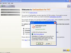 Runtime GetDataBack Pro 5.55 Full Crack Latest Version 2020