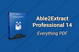 Able2Extract Professional 15.0.5.0 With Crack [Latest] 2020