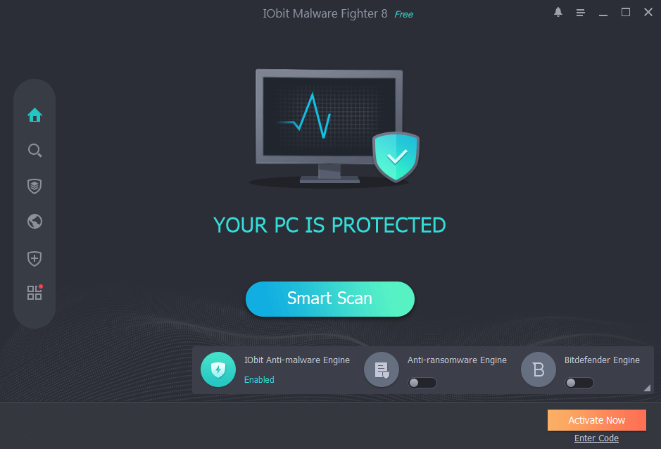 IObit Malware Fighter Pro 8.1 Serial Key