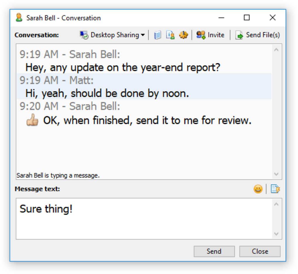 Softros LAN Messenger Product key