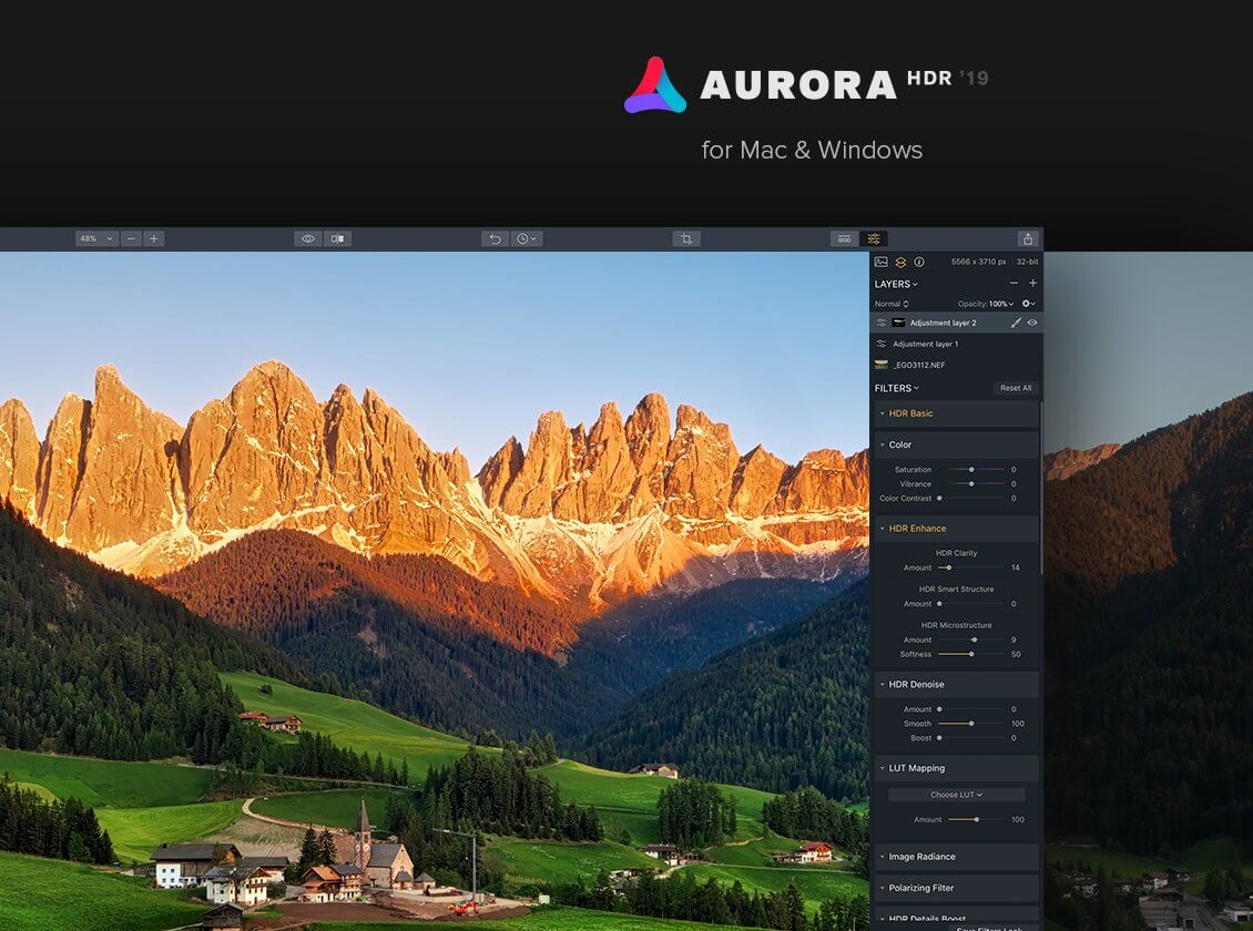 Aurora HDR Activation Code