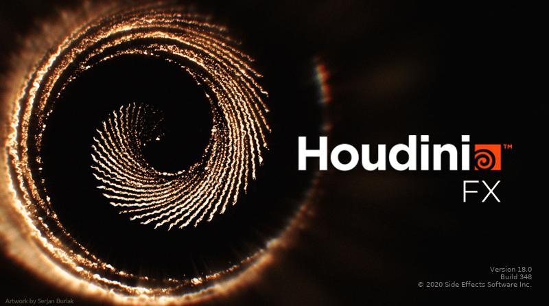 SideFX Houdini FX 2020 Crack