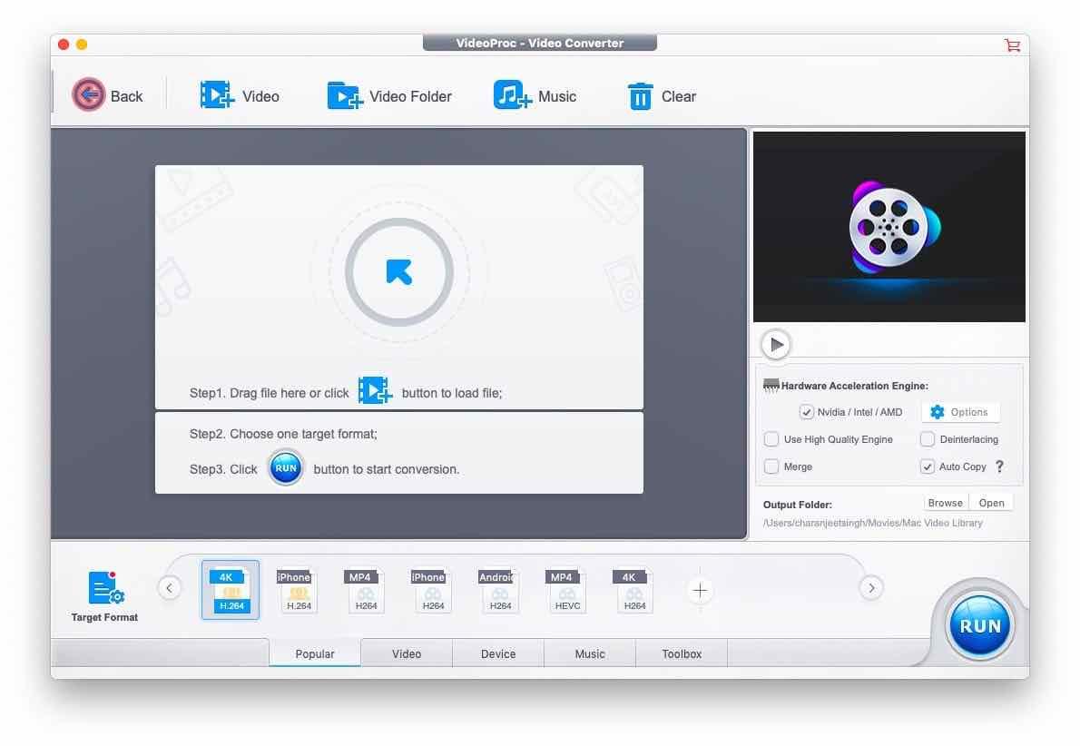 VideoProc License Key