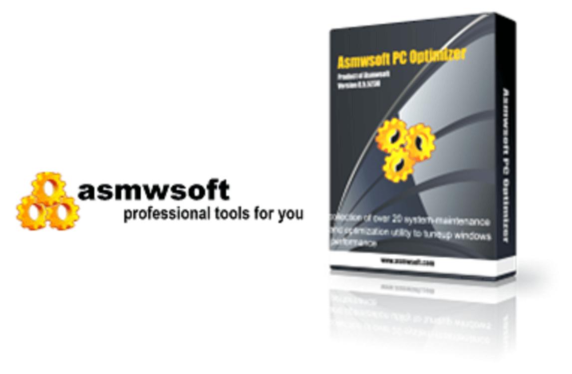 Asmwsoft PC Optimizer Activation Code