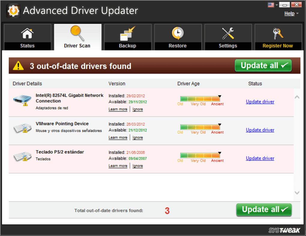 The Advanced Driver Updater License Key