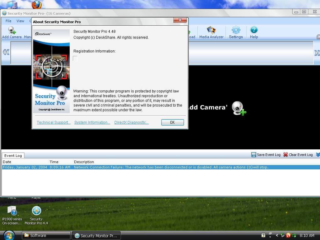 Security Monitor Pro 5.46 Keygen
