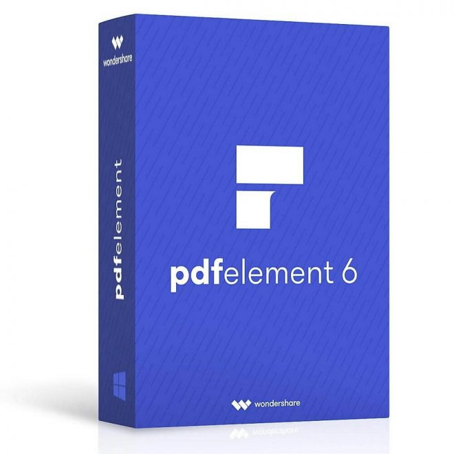 The Wondershare PDFelement 6 Pro License Key