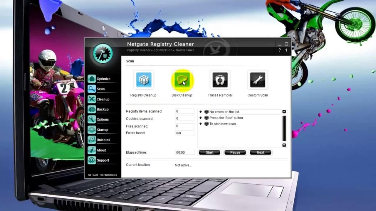 NETGATE Registry Cleaner License Number