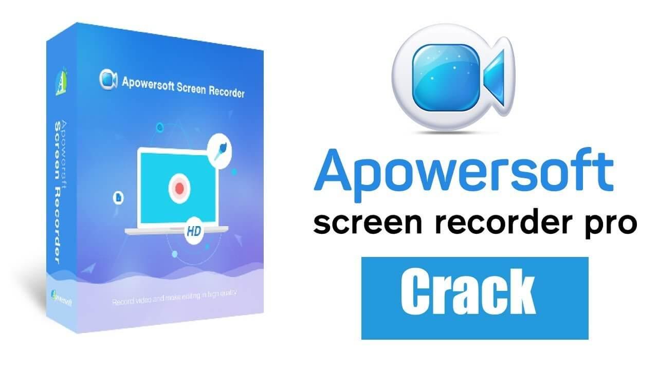 Apowersoft Screen Recorder Pro Serial Key