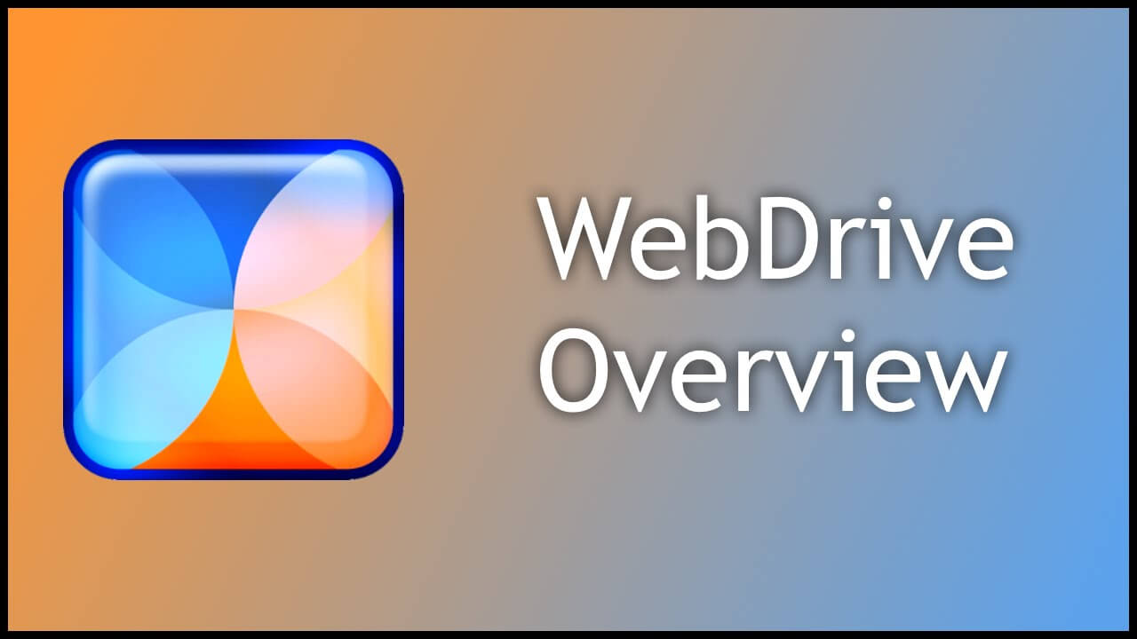 WebDrive Activation Code