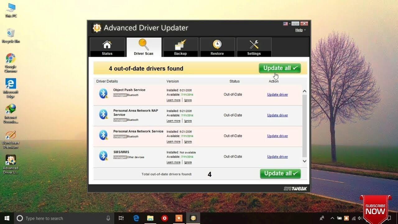 Advanced Driver Updater Keygen