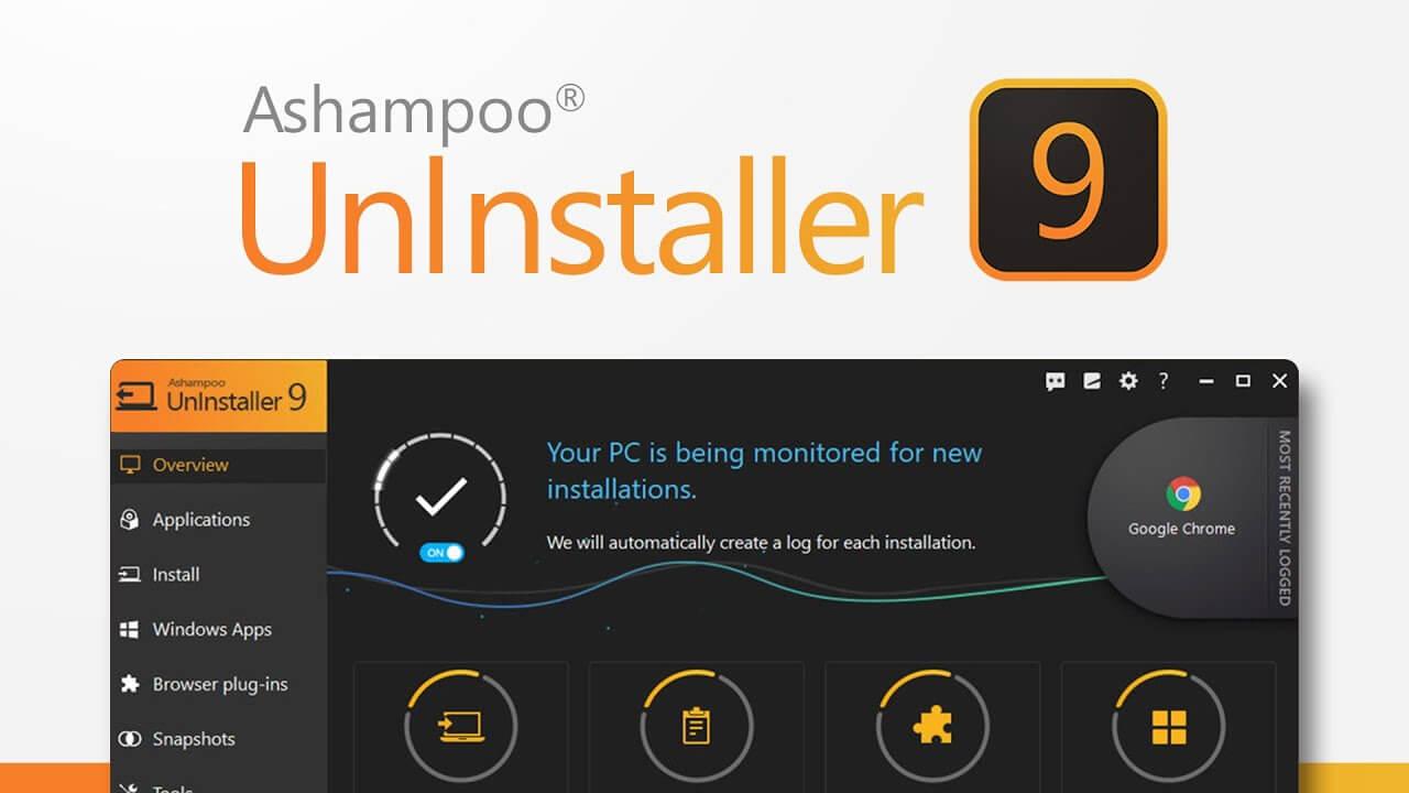 Ashampoo Uninstaller 9 Patch