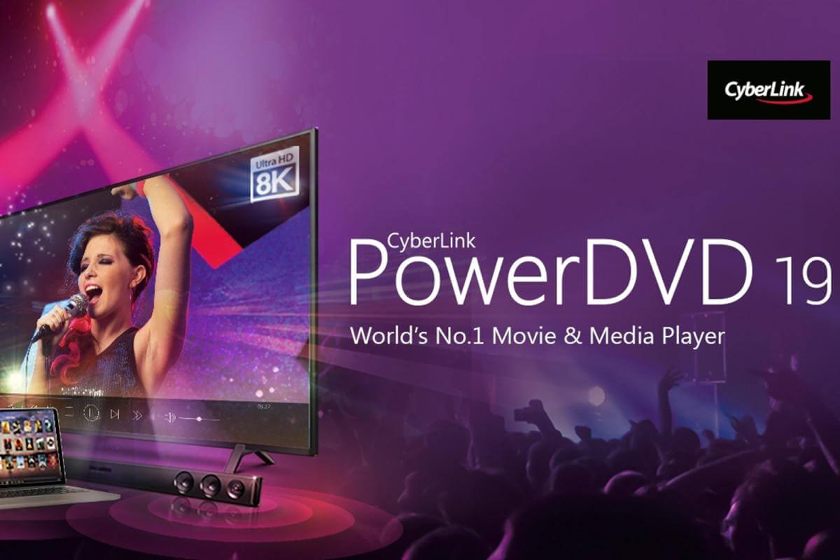 PowerDVD Serial Key