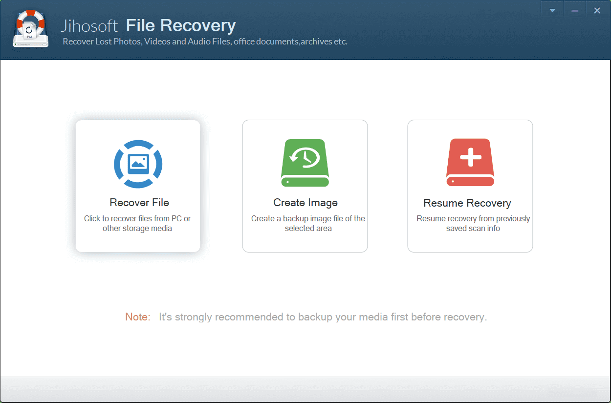 Jihosoft File Recovery Product Key