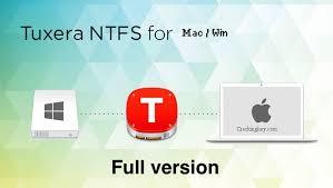 Tuxera NTFS 2020