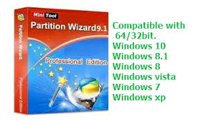 MiniTool Partition Wizard Crack 2021