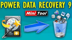 MiniTool Power Data Recovery 9.0 new version