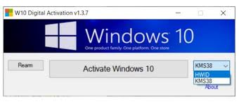 Windows Activator