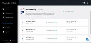 Bitdefender Total Security For PC