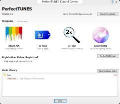 PerfectTUNES crack free download