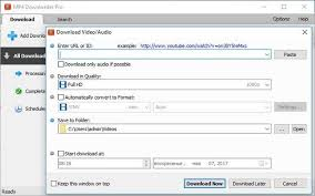 Tomabo MP4 Downloader Registration key
